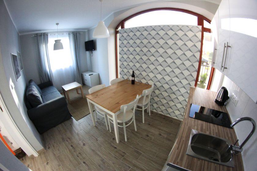 Pokój Rodzinny Typu Comfort Z Aneksem Kuchennym29 Oaza
