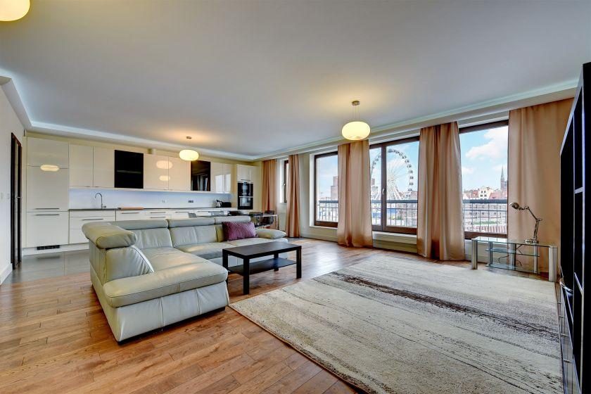 34/6 apartament LUKSUSOWY z 3 sypialniami