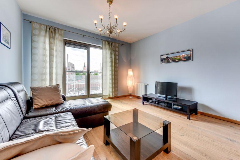 C3 apartament z widokiem na miasto WATERLANE