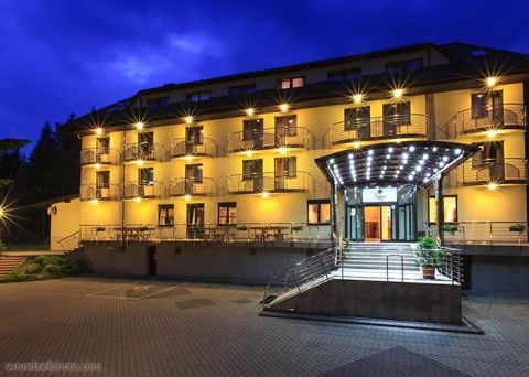 Hotel ***VESTINA